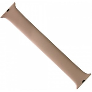 Ремешки Apl Watch SOLO LOOP 38/40 L-size (150 mm) Pink sand