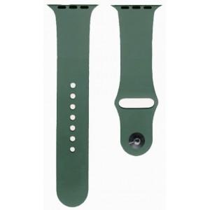 Ремешок Apl Watch Silicone 42/44mm S (58) Pine Green