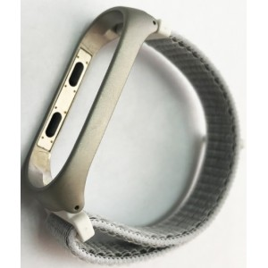 Ремешок Xiaomi Mi Band 3/4 Nylon NEW Sport Grey
