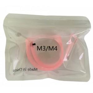 Ремешки Xiaomi Mi Band 5 MATTE Pink