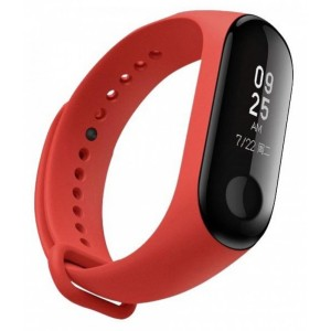 Ремешок Xiaomi Mi Band 6 Silicone Dark red