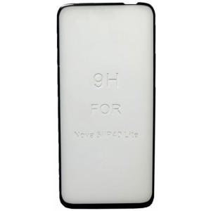стекло 5D Strong for Huawei P40 Lite black тех. пак.