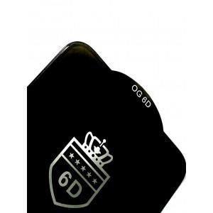 Защитное стекло 6D EDGE TO EDGE for Huawei Y5 2018 Black тех упаковка