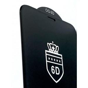 Защитное стекло 6D EDGE TO EDGE for Huawei P30 Black тех упаковка