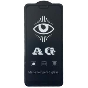 защитное стекло AG for Huawei P20 Lite matte black тех упак.