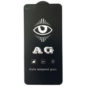 защитное стекло AG for Huawei P40 matte black тех упак.