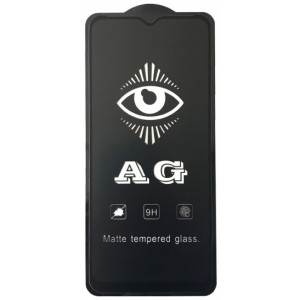 защитное стекло AG for OPPO A5 2020 matte black тех упак.
