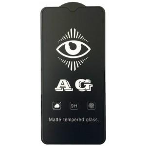 защитное стекло AG for OPPO Reno 3 matte black тех упак.