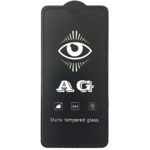 защитное стекло AG for Samsung A105 (A10) matte black тех упак.