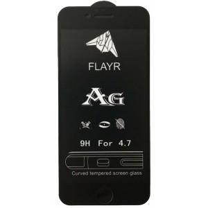 защитное стекло AG for iPhone 7/8 matte black тех. упак.