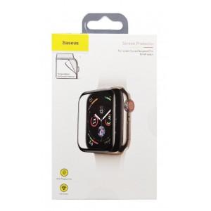 Baseus (SGAPWA4-F01) 0.2mm Full-screen soft 42mm for Apl Watch Black