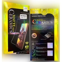 Защитное стекло Ceramic MATTE iPhone XS Max/11 Pro Max Black Retail Box