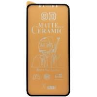 Защитное стекло Ceramic MATTE iPhone XR/11 Black тех упак