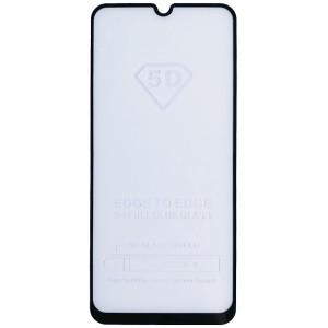 защитное стекло Full Glue Realme 5 Pro black тех упаковка