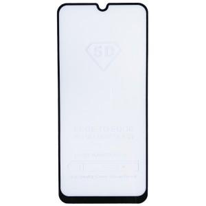 защитное стекло Full Glue Realme 5/6i black тех упаковка