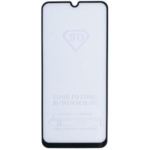 защитное стекло Full Glue Realme 6 Pro black тех упаковка