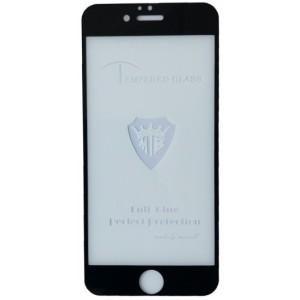 защитное стекло Full Glue iPhone 6+ black тех упаковка