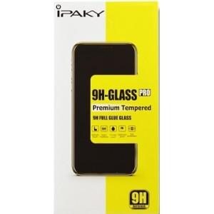 Защитное стекло iPaky iPhone 12 /12 Pro (6.1'') black