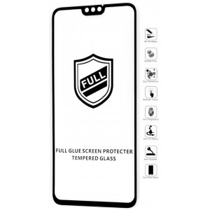 Защитное стекло iPaky Huawei Mate 30 black