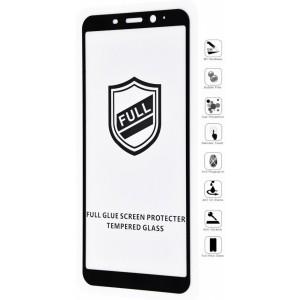 Защитное стекло iPaky Samsung J4 Plus/J6 Plus black