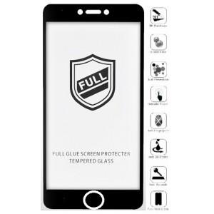 Защитное стекло iPaky iPhone 6+/6S+ black
